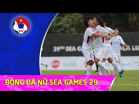 FULL | VIỆT NAM VS PHILIPPINES | BÓNG ĐÁ NỮ SEA GAMES 29