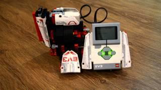 Lego Mindstorms EV3 -  MR.B3AM