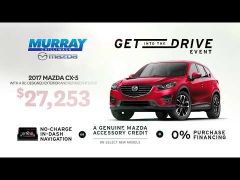 Get Into The Drive | Murray Mazda