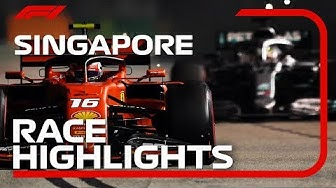 2019 Singapore Grand Prix: Race Highlights
