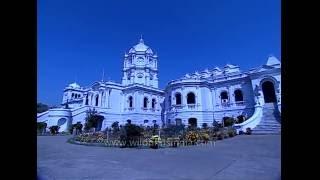 The Ujjayant Palace in Agartala, Tripura