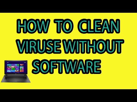 How to Clean Virus on Laptop