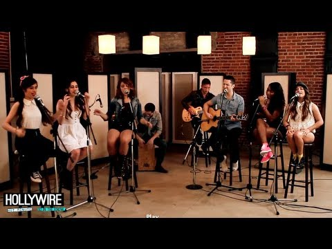 Fifth Harmony & Boyce Avenue Cover ('Mirrors' - Justin Timberlake)