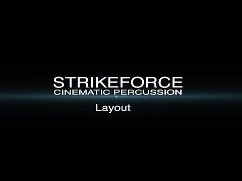Strikeforce - Layout