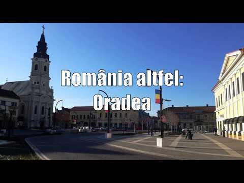 România altfel: Oradea