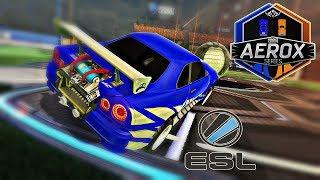 Турнир ESL AeroXPro Qualifier #1 | Round 3 | Сильный соперник | Rocket League