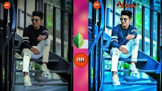 Very Easy Stylish Photo Editing By Snapseed App Simple Photo To Stylish Photo Photo retouching HD