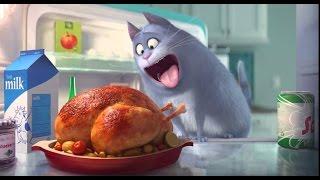 Тайная жизнь домашних животных - Тизер-трейлер 2016 (Мультфильм)