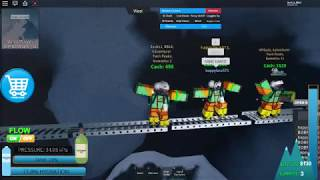 ROBLOX Mt. Everest RP: 3 Twin Peaks members dances on Death Bridge. What legends.