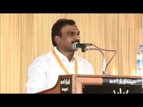 DMK Youth Wing Training Camp Part 2 - A Raja MP