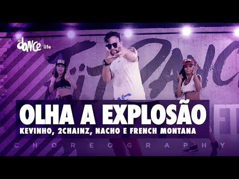 Olha a Explosão - Kevinho, 2chainz, Nacho e French Montana   FitDance Life (Coreografía) Dance Video