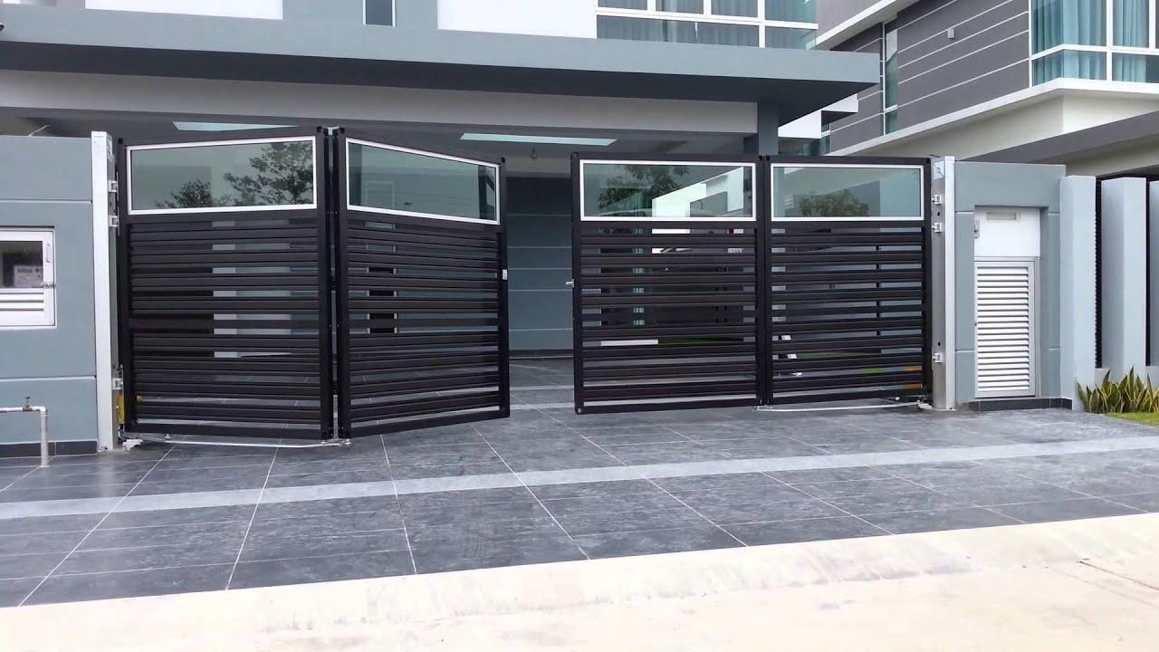 gate door design malaysia  | 450 x 338