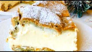 ТОРТ Карпатка Необыкновенно Красивый и Вкусный Торт