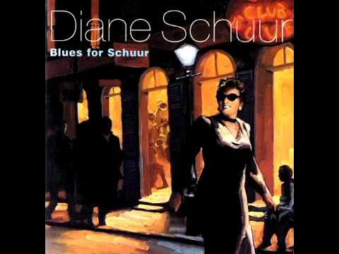 Diane Schuur - Blues For Schuur - ( Full Album )