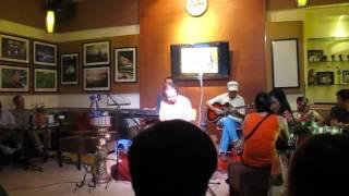 Guitar Hawaii Đoàn Đính - Gửi gió cho mây ngàn bay - 9/10/2014