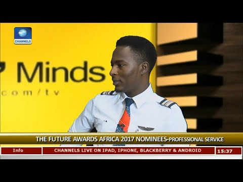 Meet The Future Awards Africa 2017 Professional Service Nominees  Pt 1 Rubbin Minds