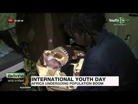 คาดอีก 7 ปีประชากรอินเดียแซงจีน   02-08-58   ชัดทันข่าว เสาร์-อาทิตย์   ThairathTV