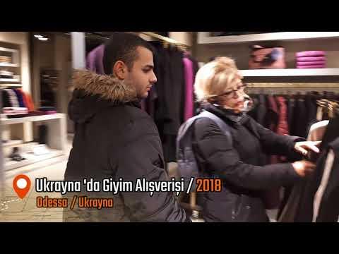 Ukrayna da Giyim Fiyatları 2018 | Ukrayna da Yaşam