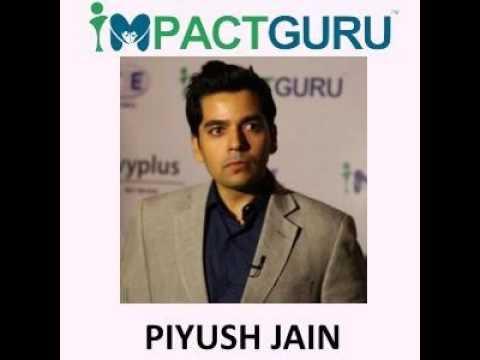 """""""Be flexible, hire smart people"""" interview with Piyush Jain founder Impact Guru from Mumbai, India"""