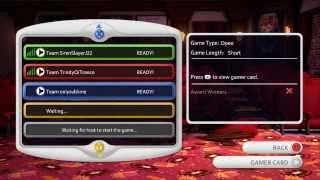 Scene It Box Office Smash Microsoft Xbox 360 720P gameplay with TrinityQiTrance & SirenSlayerJ22