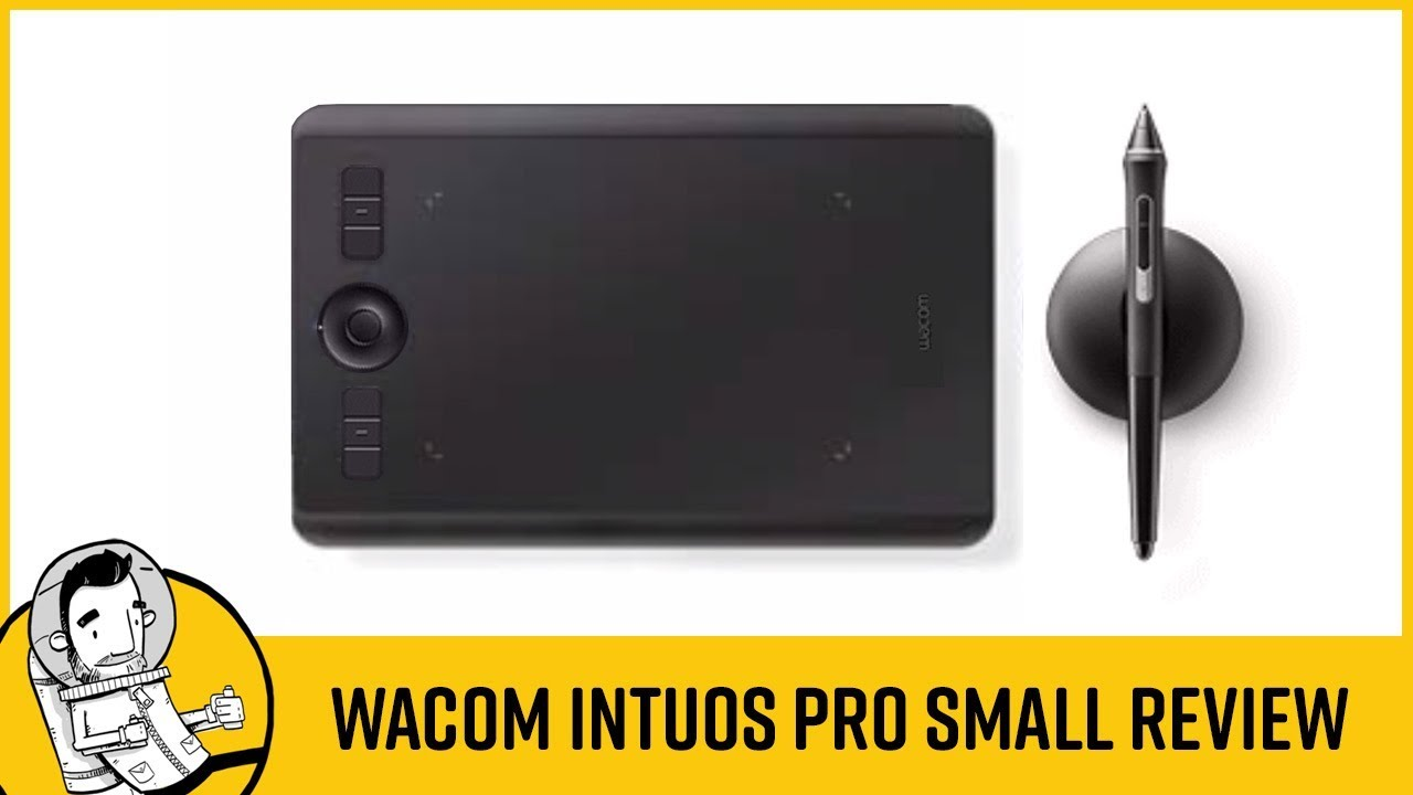 Intuos Pro Small (2019) Review - YouTube