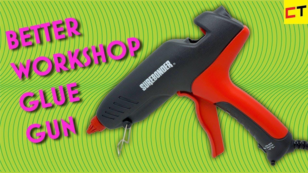 Surebonder PRO2-100 Watt Glue Gun | Cool Tools