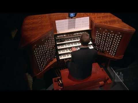 Ding Dong! Merrily on High (Organ Solo) - Mormon Tabernacle Choir