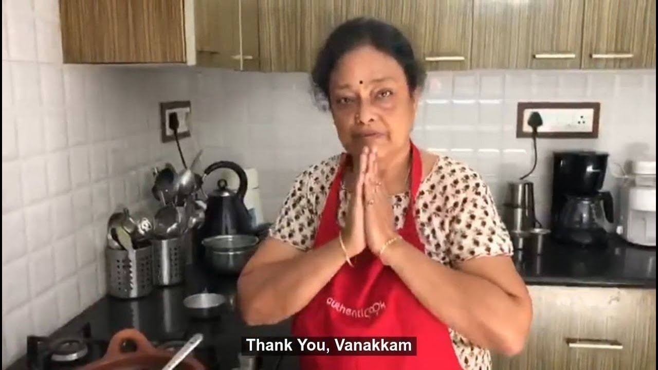 Recipe of Tamil-style Tamarind Curry by home-chef Pushpa