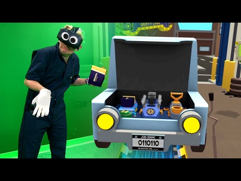 Sleazy Auto Mechanic! | Job Simulator IRL