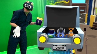 Sleazy Auto Mechanic! | Job Simulator IRL