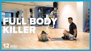 FULL BODY KILLER - 12 min | Szymon Gas & Katarzyna Kępka