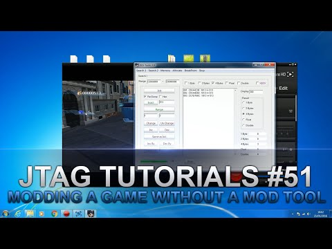 Jtag Tutorials #51 How RTE mod a game without an RTM Tool