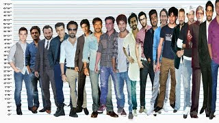 Bollywood Actors Height Comparison | Shortest vs Tallest