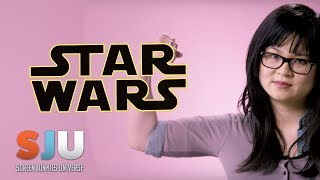Kelly Marie Tran Speaks Out on Star Wars Hate - SJU