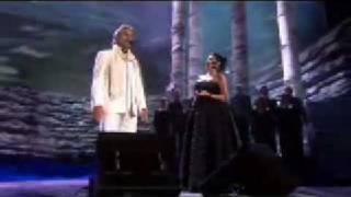 Andrea Bocelli and Anna Netrebko - Brindisi - live(, 2009-02-08T04:13:53.000Z)