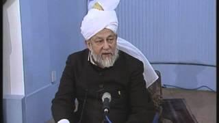 Dars-ul-Qur'an 29th January 1996 (Urdu)
