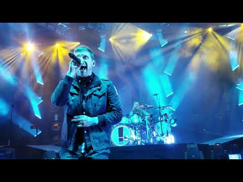 Shinedown - Get Up; DTE Energy Theater; Clarkston, MI; 7-22-2018