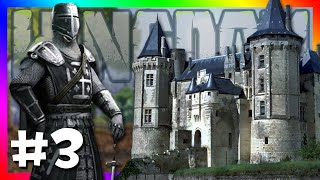 A CASTLE FIT FOR A KING!!! | Kingdom #3 (Kingdom Destruction)