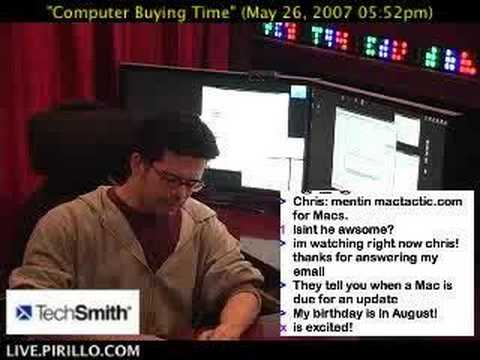 Best Time to Buy a Computer?