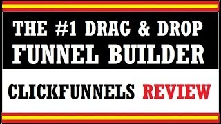 Clickfunnels Review | Clickfunnels Free Trial | Clickfunnels #1 Drag & Drop Builder
