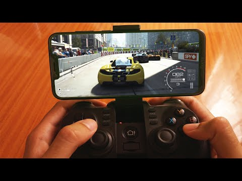 TOP 5 RACING GAMES ANDROID/IOS 2019