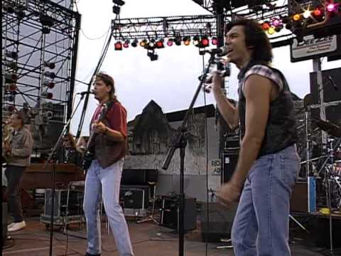 Lou Diamond Phillips  Live at Farm Aid 1993