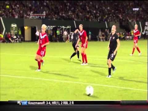 Womens soccer USA v Canada sept 22nd 2011, full game
