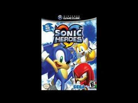 "Sonic Heroes ""Team Chaotix"" Music Request"
