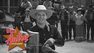 Gene Autry - Buffalo Gal (from Cow Town 1950)
