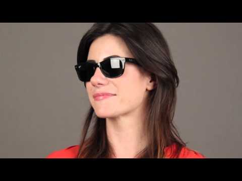 ray ban new wayfarer 2132 hipk  Ray Ban RB2132 New Wayfarer 901 Sunglasses Review