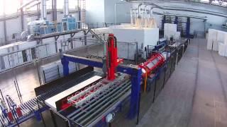 PirroGroup - обзор производства термоизоляционных PIR-плит