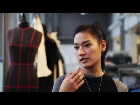 Design School Kolding: ECCO 2014 film - Drawing a shoe
