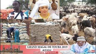 Impressionnant! Sokhna Aïda Diallo prépare du lourd pour le magal 2019