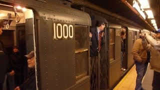 New York IND R-1/R-9 Subway Train